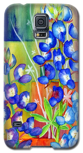 Lupinus Texensis Galaxy S5 Case
