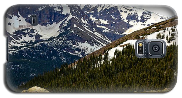 Lure Of The Mountain Galaxy S5 Case by Everett Houser