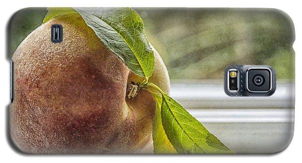 Luscious Peach Galaxy S5 Case