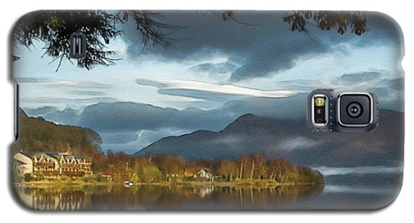 Luss Loch Lomand Galaxy S5 Case