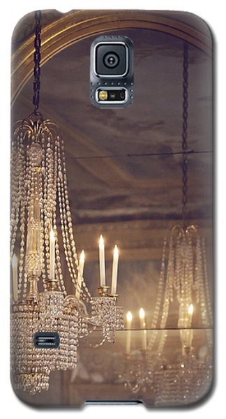 Lustre De Fontainebleau - Paris Chandelier Galaxy S5 Case by Melanie Alexandra Price