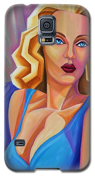 Lustrous Galaxy S5 Case