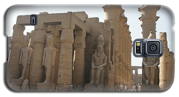 Luxor Temple Galaxy S5 Case by Christian Zesewitz
