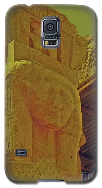 Luxor Temple Galaxy S5 Case