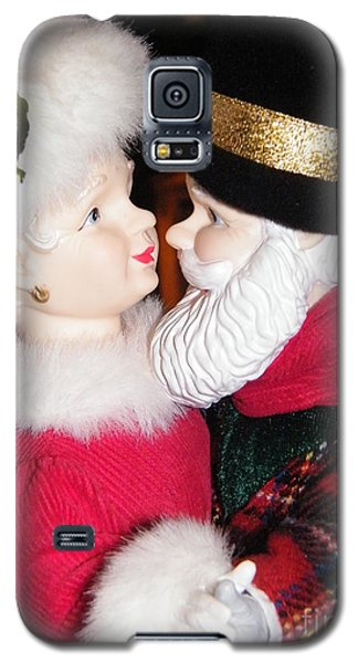Ma And Pa Claus Galaxy S5 Case