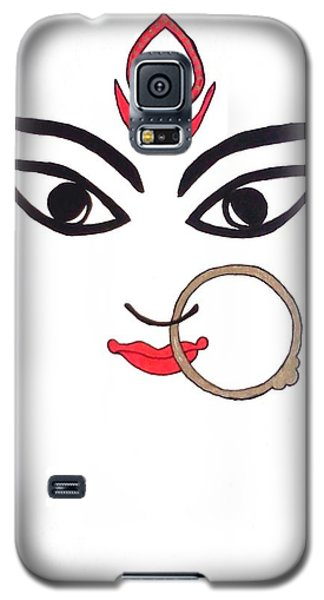 Maa Kali Galaxy S5 Case