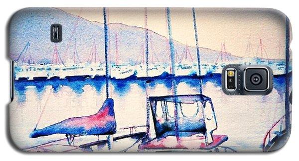 Maalaea Harbor Galaxy S5 Case