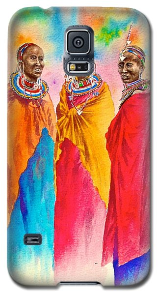 Maasai Life 14 Galaxy S5 Case