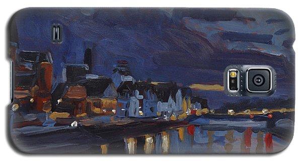 Maastricht In Sunset Sky Galaxy S5 Case