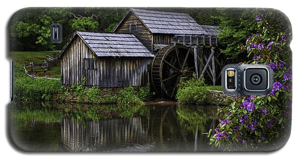 Mabry Mill In Spring Galaxy S5 Case