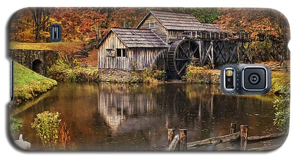 Mabry Mill Galaxy S5 Case by Priscilla Burgers
