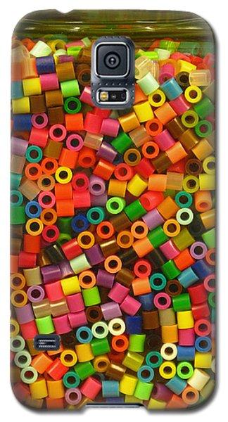 Macaroni Beads Galaxy S5 Case