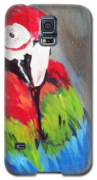 Macaw 2 Galaxy S5 Case