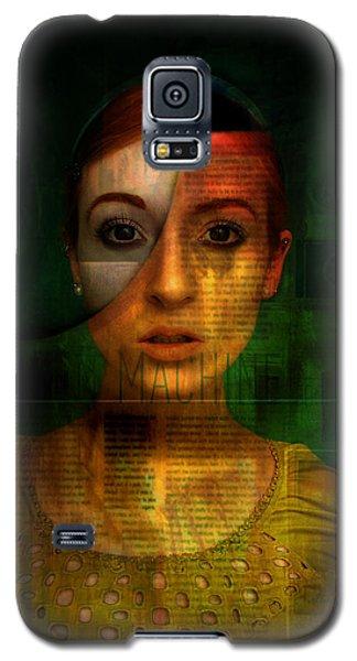 Machine Galaxy S5 Case by Kim Gauge
