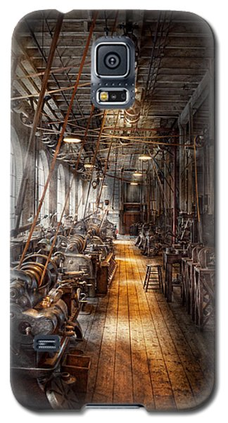Machinist - Welcome To The Workshop Galaxy S5 Case