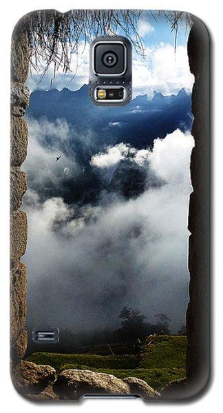 Machu Picchu Peru 4 Galaxy S5 Case