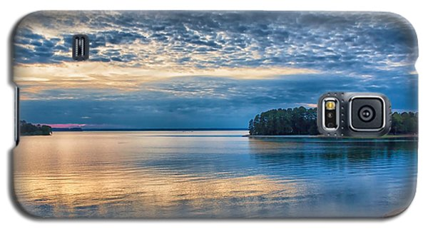 Mackerel Sunset Galaxy S5 Case by Lynne Jenkins