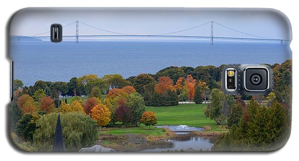 Mackinac Autumn Galaxy S5 Case