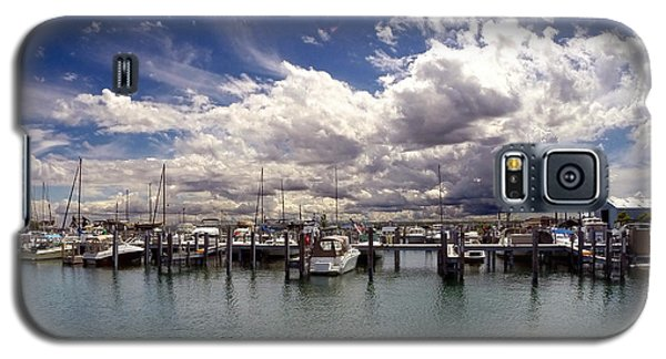 Mackinaw City Marina Galaxy S5 Case