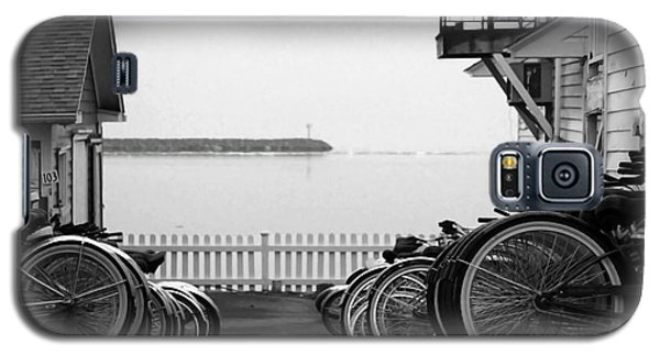 Mackinac Island Bikes Galaxy S5 Case
