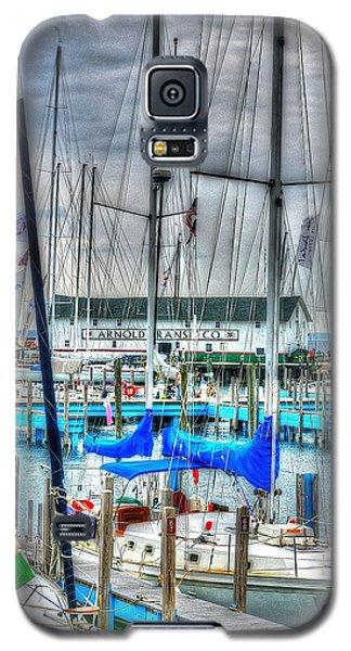 Mackinac Island Harbor Galaxy S5 Case