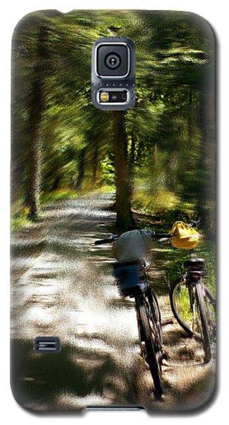 Mackinac Island Woods Galaxy S5 Case