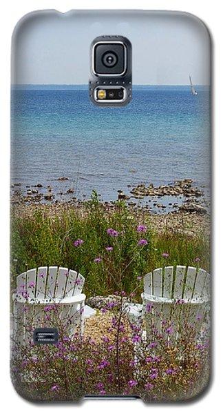Mackinac View Galaxy S5 Case
