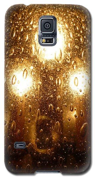 Macro Lights Galaxy S5 Case by Joseph Baril