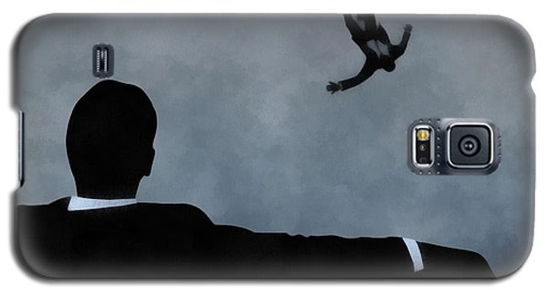 Mad Men Art Galaxy S5 Case