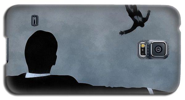 Mad Men Art Galaxy S5 Case