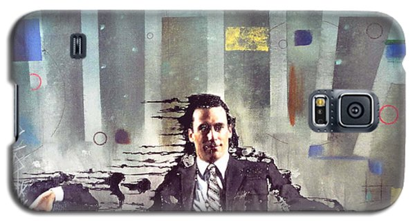 Mad Men Disintegration Of Don Draper Galaxy S5 Case