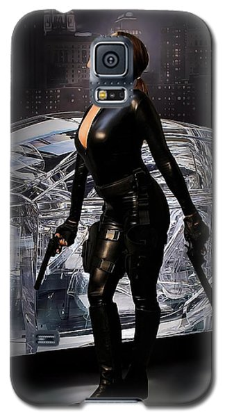 Madam Matrix Galaxy S5 Case