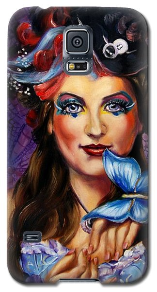 Madame Butterfly Galaxy S5 Case