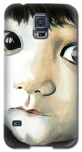 Madi's Eyes Galaxy S5 Case