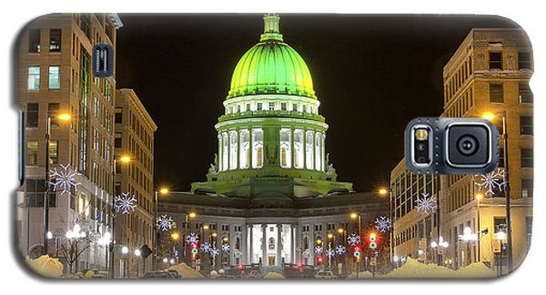 Madison Capitol Galaxy S5 Case by Steven Ralser
