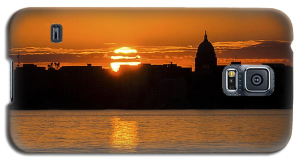 Madison Sunset Galaxy S5 Case by Steven Ralser