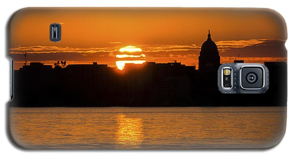Madison Sunset Galaxy S5 Case