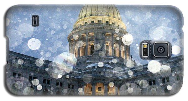 Madisonian Winter Galaxy S5 Case