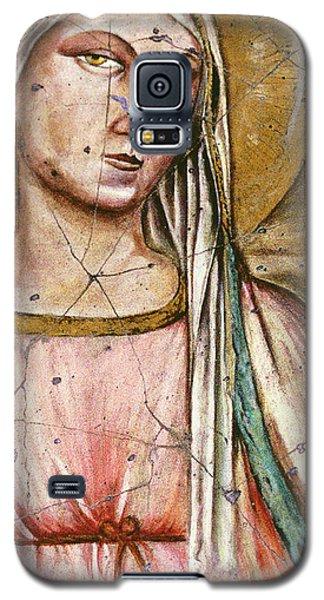 Madonna Del Parto - Study No. 1 Galaxy S5 Case