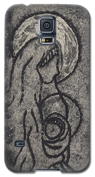 Madonna Galaxy S5 Case by Erika Chamberlin
