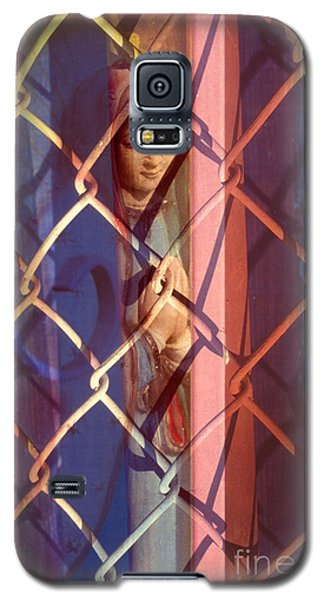 Madonna Photograph - The Virgin Galaxy S5 Case