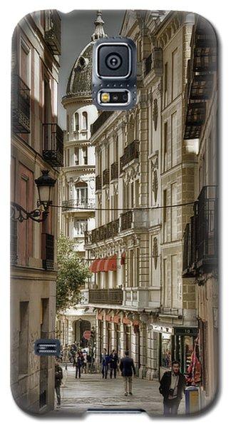 Madrid Streets Galaxy S5 Case