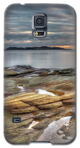 Madrona Sunrise Galaxy S5 Case