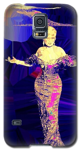 Mae West. Ladies Embrace Your Curves Galaxy S5 Case