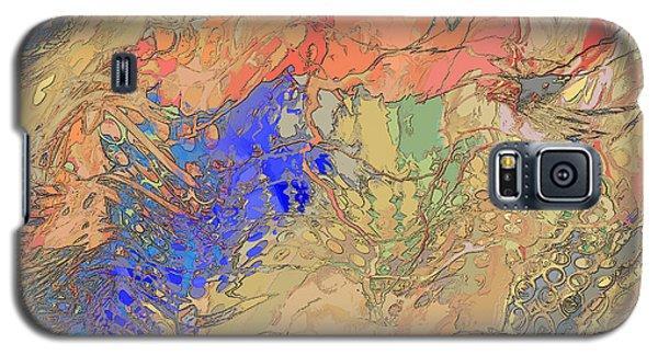 Galaxy S5 Case featuring the digital art Maelstrom by Constance Krejci
