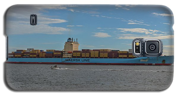 Maersk Line Beaumont Galaxy S5 Case