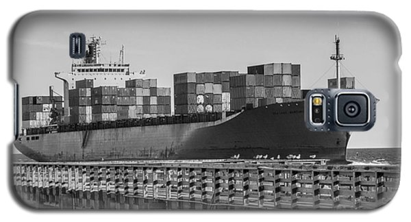 Maersk Shipping Line Galaxy S5 Case