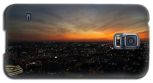 Magic City - Miami Galaxy S5 Case by Joel Lopez