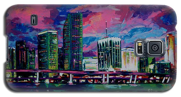 Magic City Galaxy S5 Case