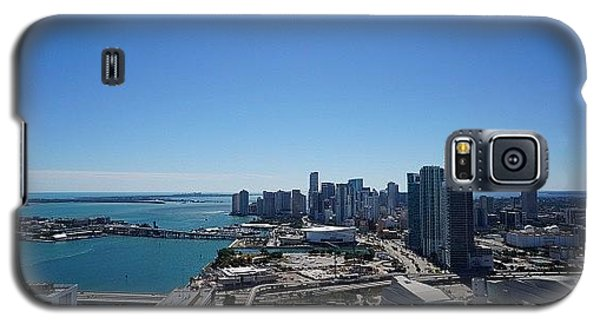 Iger Galaxy S5 Case - Magic City Skyline by Joel Lopez
